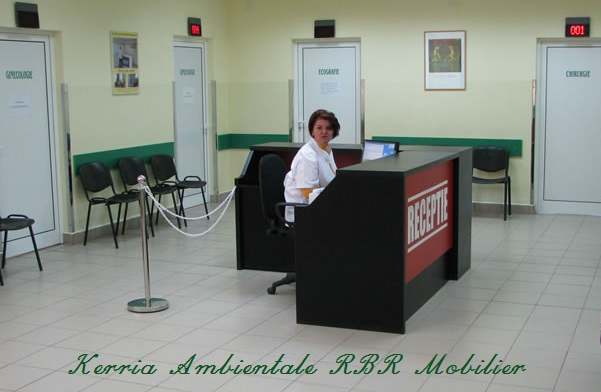 Mobilier policlinica
